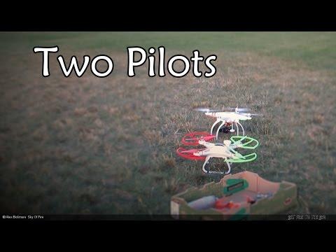 Quad Noris & Rex Go Flying DJI - CX20 - GPH4 Black