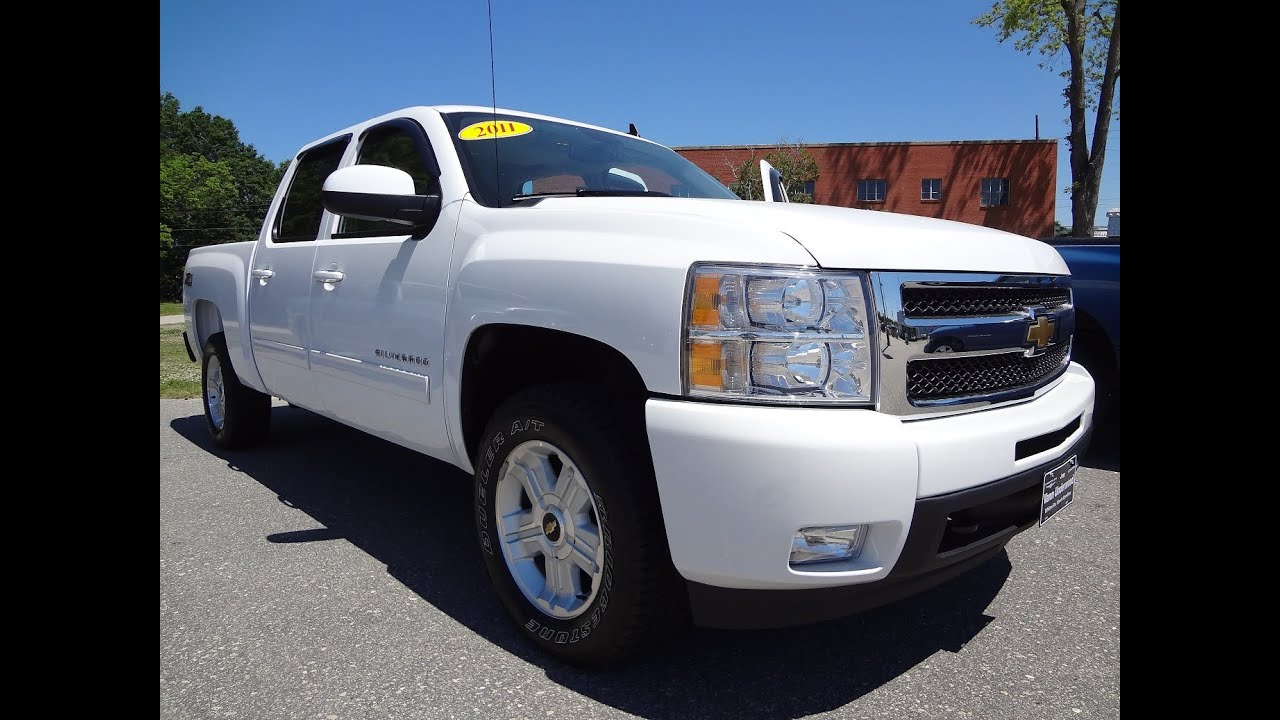 2011 chevrolet silverado 1500 ltz z71 4x4 crew cab youtube. Black Bedroom Furniture Sets. Home Design Ideas