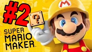 Let's Play Mario Maker! (Part 2)