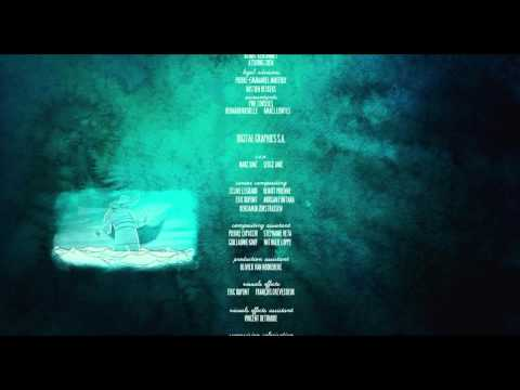Song of the Sea - end credits soundtrack - lullaby version