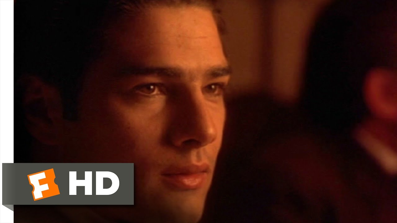 Like Water for Chocolate (1/12) Movie CLIP - Young Love (1992) HD ...