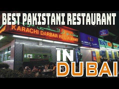 Top 7 Best Pakistani Restaurants In Dubai