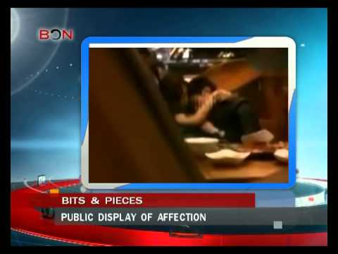Public display of affection- Sep16.,2014 - BONTV China