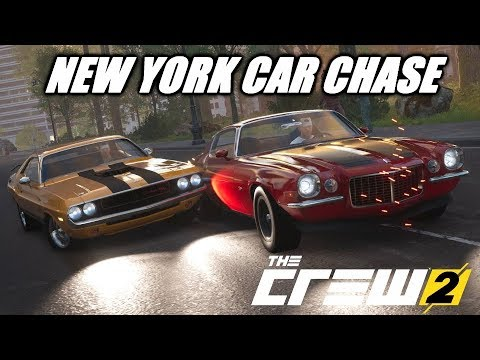 The Crew 2  Classic Muscle Chase In New York