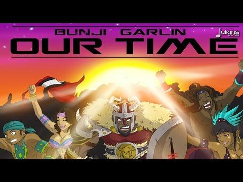 "Bunji Garlin - Our Time ""2015 Trinidad Soca"" (Sheriff Mix)"