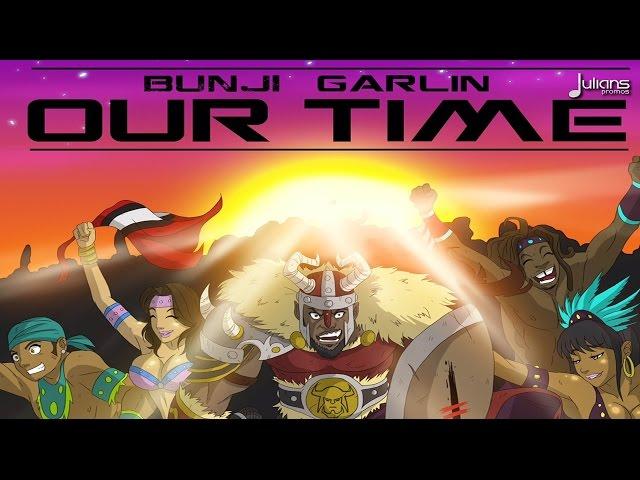 Bunji Garlin - Our Time