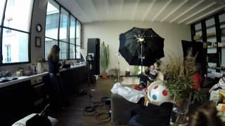 Shooting Milanimo pour Marie-Claire Enfants