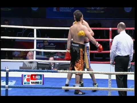 Abdullayev vs. Sivko - Week 7 WSB Season 2