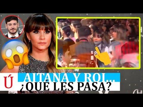 La tensa conversación de Aitana y Roi, ¿sobre Cepeda? Lo que no viste de los 40 Music Awards 2019