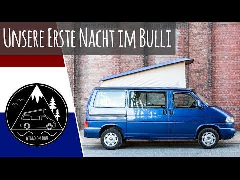 Obelink Camping Haul | Unsere Erste Nacht Im Bulli | Niederlande-Kurztrip Teil 1
