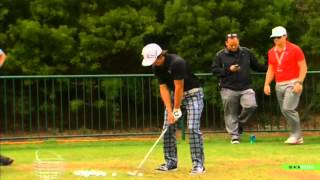 Rickie Fowler - Practice (Irons, Driver)