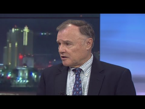 Security consultant discusses Las Vegas shooting