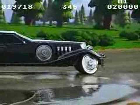 Spyhunter - Pontiac video game commercial