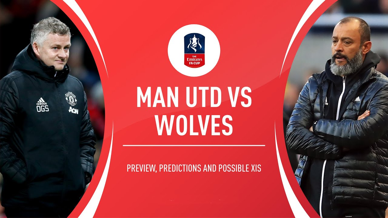 Manchester United v Wolves: FA Cup third-round replay  live!
