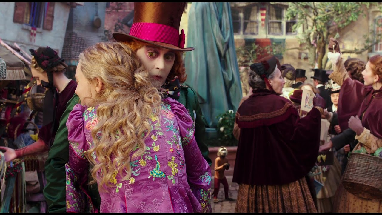 Alice attraverso lo specchio l 39 incontro con il giovane - Film alice attraverso lo specchio ...