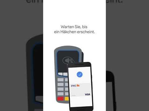 ING Google Pay Im Geschäft bezahlen