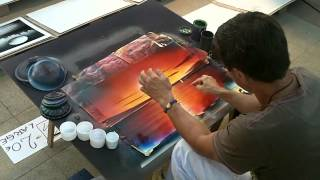 Amazing Street Art Painting 3d pictures thumbnail