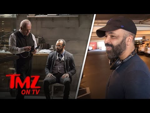 Jeffrey Wright Wants to Hide From Killer Robots  TMZ TV
