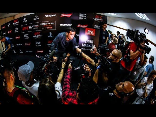UFC Fight Night Belem: Post-fight Press Conference