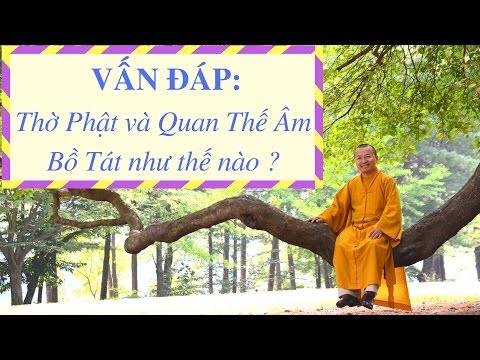 Vấn đáp: Những điều nên biết về thờ Phật, lạy Phật (13/02/2014) - Thích Nhật Từ