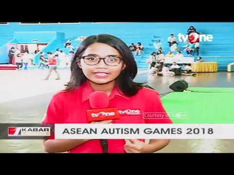 Penutupan ASEAN Autism Games 2018
