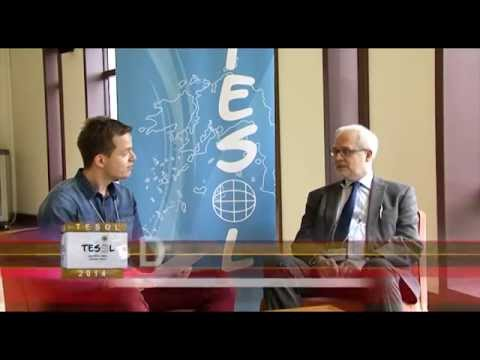 TESOL Macedonia Thrace 2014 Dr  Terry Lamb interview
