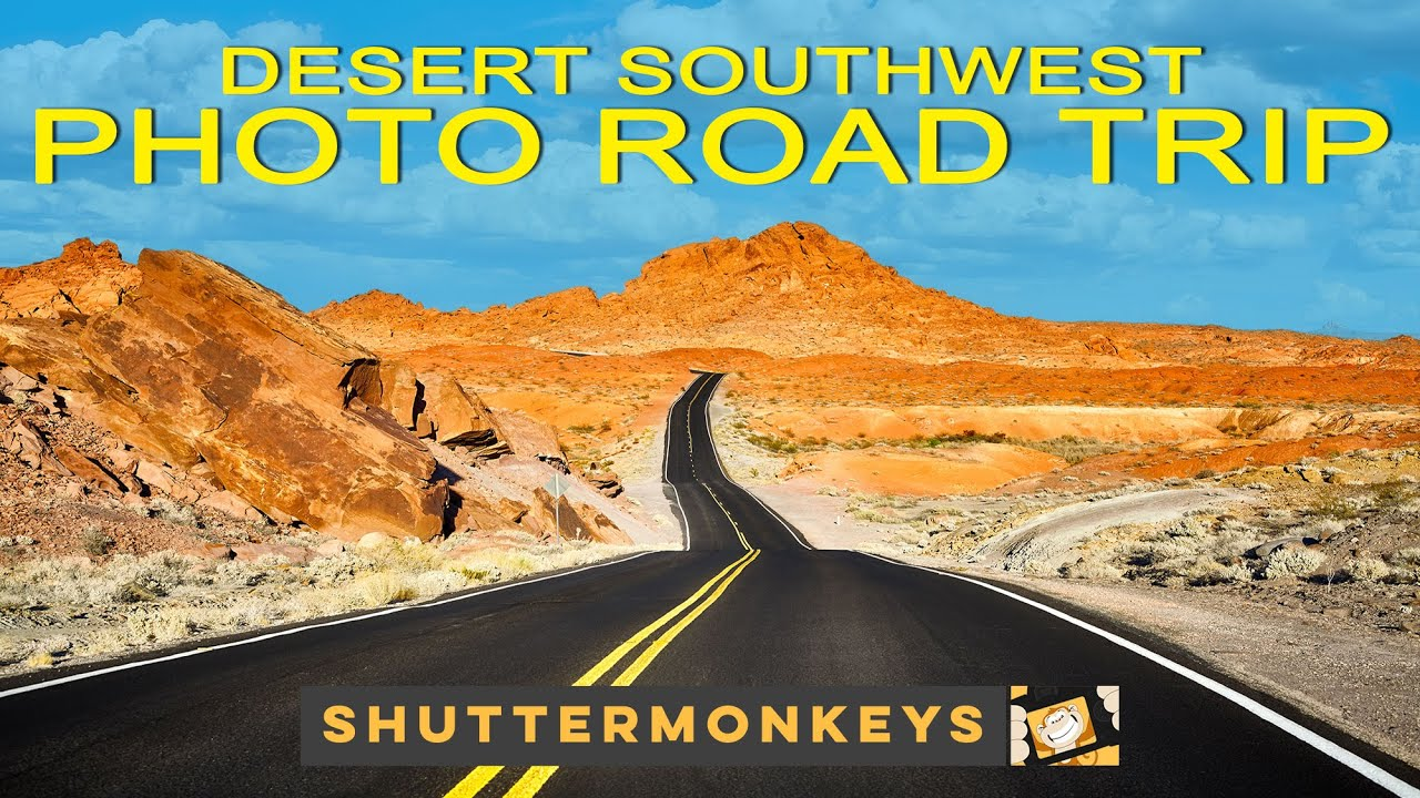 Desert Southwest Photo Road Trip