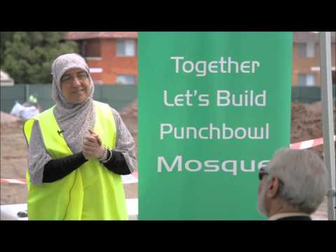 Build Punchbowl Mosque: Um-Ali Shahrouk