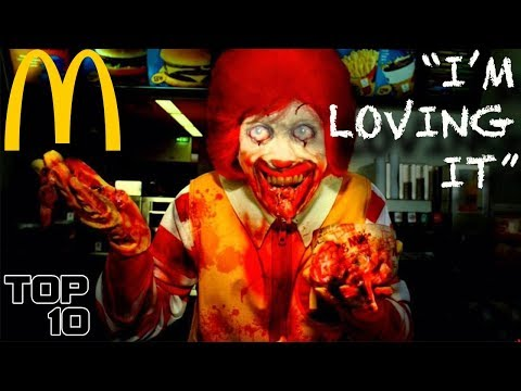 Top 10 Scary McDonald's Urban Legends - Part 2