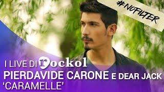PierDavide Carone e DearJack, i live di Rockol: