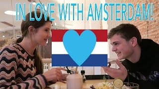 In love with Amsterdam! | Martin Garrix, Amanda Cerny, King Bach