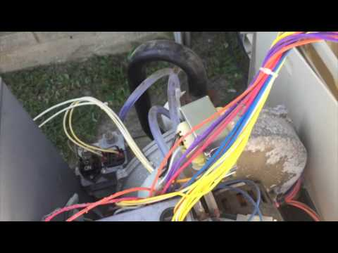 Pentair Pool Heater Wire Fix  YouTube
