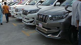Land Cruiser, JMC, Prius - PakWheels Certified Car Mela Live