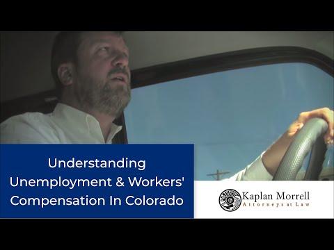 Understanding Unemployment & Worker's Compensation In Colorado