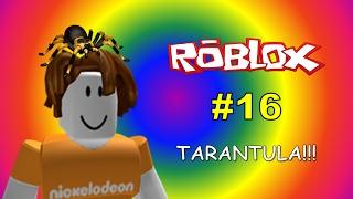 Mitchell Plays ROBLOX #16: TARANTULA!!! (2-Year Special!)