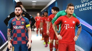 This video is the gameplay of barcelona vs bayern munich if you want to support on patreon https://www.patreon.com/pesme suggested videos 1- uefa champions l...