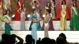 Miss Tourism World 2017-18 Crowning