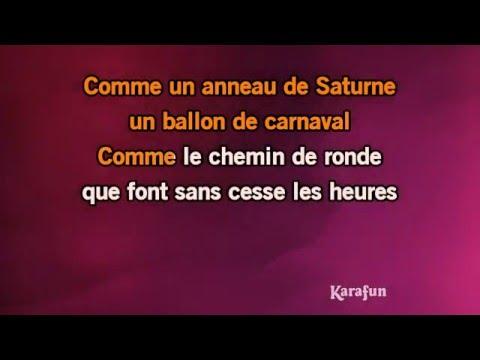 Karaoké Les moulins de mon coeur - Grégory Lemarchal *