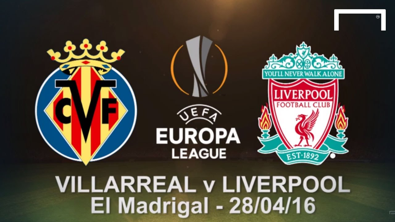 Villarreal v Liverpool - in words and numbers