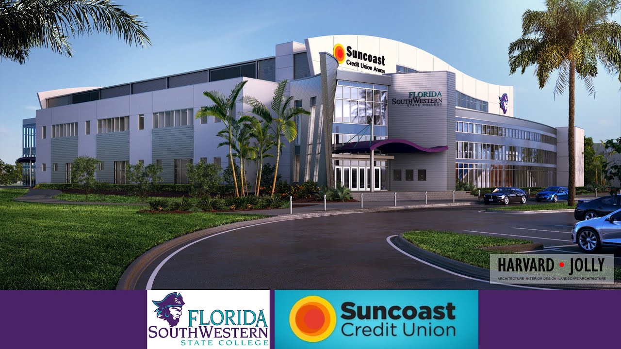 Florida SouthWestern State College And Suncoast CU Arena 2015