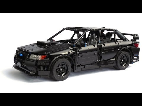 LEGO Technic Subaru Impreza WRX STi