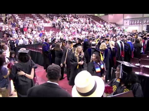 2017 Spring Commencement - 2:00pm