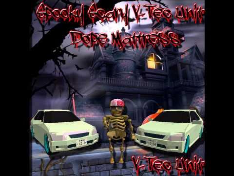 Dope Mattress - Spooky Scary V-Tec Unit Single (Free Download in Desc)