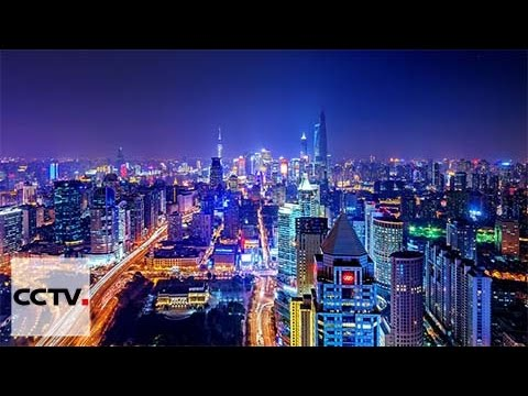 A look at one of China's most modern cities