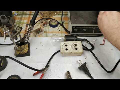Как самому сделать зарядное устройство для автомобильного аккумулятора