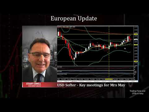 USD Softer - Key meetings for Mrs May | 09.04.2019
