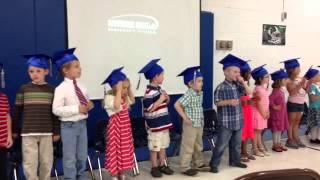 Brody's Preschool Graduation!
