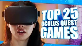 25 Upcoming VR Games for the Oculus Quest