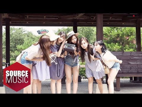 [Special Clips] 여자친구 GFRIEND -  귀를 기울이면 (LOVE WHISPER) M/V Shooting Behind