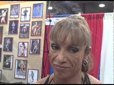 Yaxeni Oriquen Garcia Female Bodybuilder 2011 Arnold